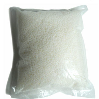 3Dfilum PLAtech Pellets - White SKU: PPT-9010-1000