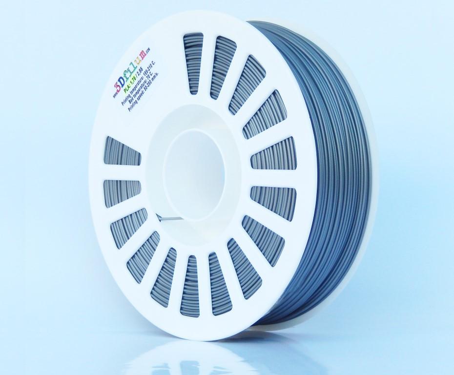 1.75mm PLAtech - Silver
