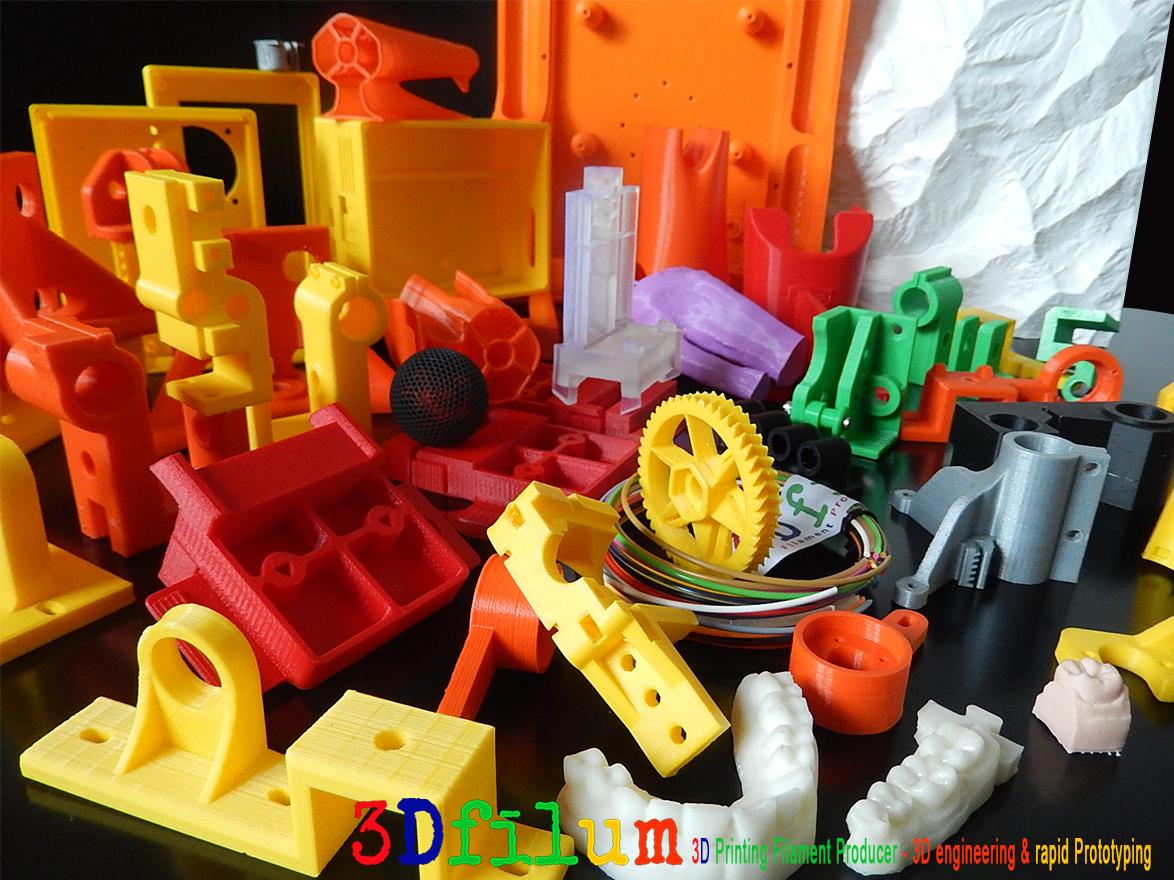 3DFILUM SERVICE DI STAMPA 3D