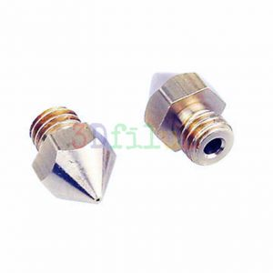 Special metal alloy nozzle 0,4 mm by 3dfilum