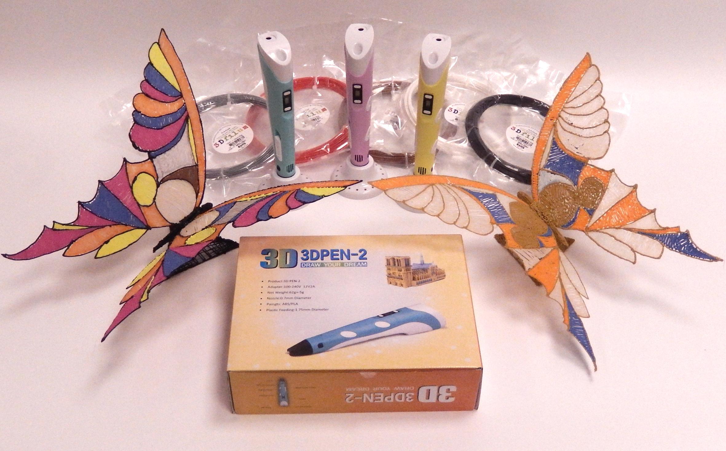 Penna 3D di 3Dfilum.com